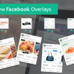 New Facebook Overlays