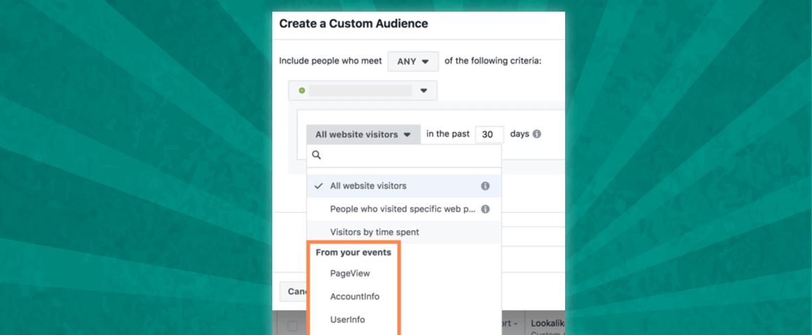custom audience and Lookalike Audience