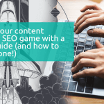 Boost your seo game with a style guide