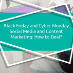 Black Friday Social Media and Content Strategy