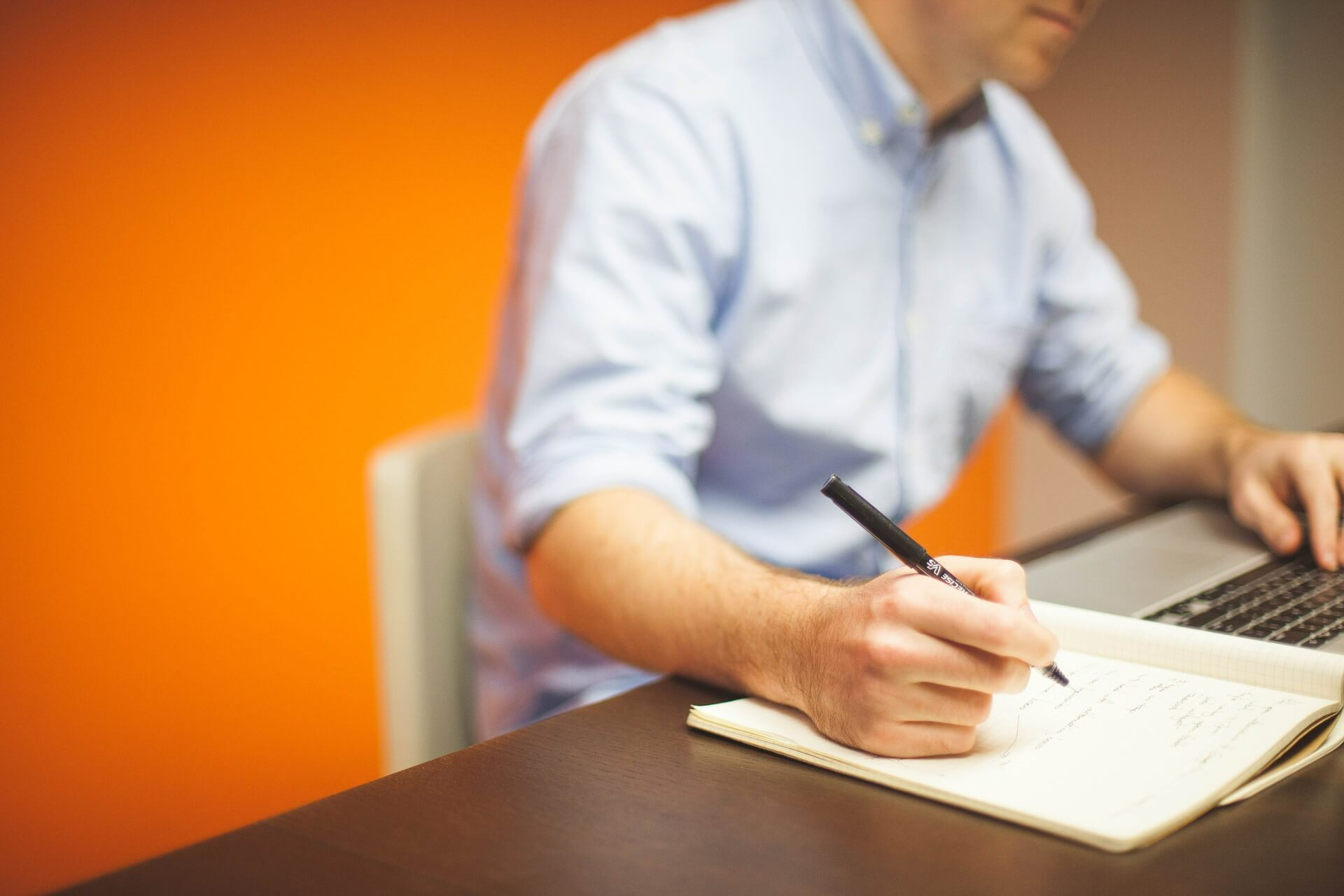 writing testimonial