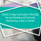 Black Friday & Cyber Monday Social Media and Content Marketing Strategy